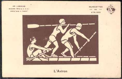 rowing-postcard