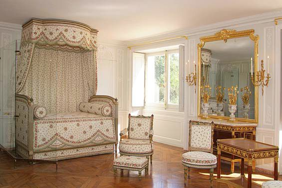 chambre de ma petit trianon
