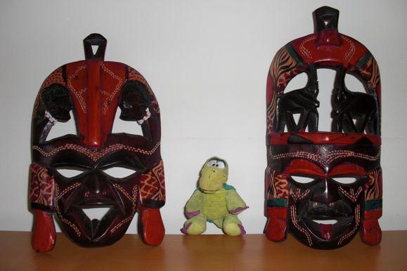 Polea-Polea et masques