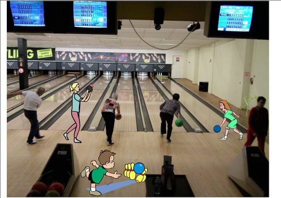 bowling 10 mai Photo