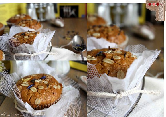 muffin russe d