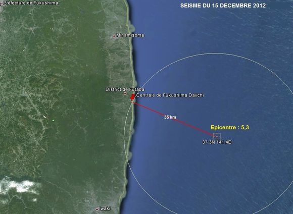15 décembre 2012 localisation