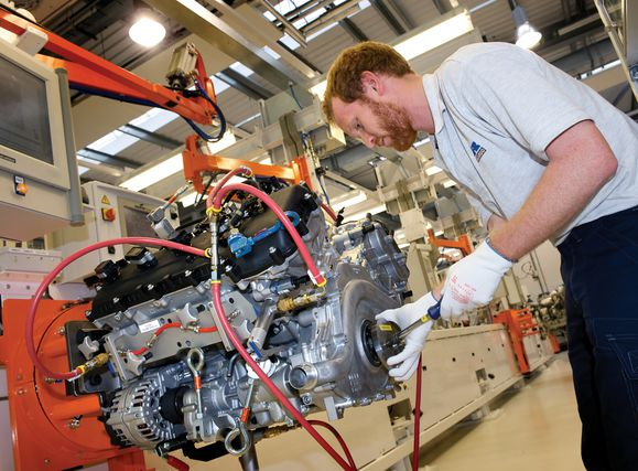 New Ricardo engine assembly facility 4