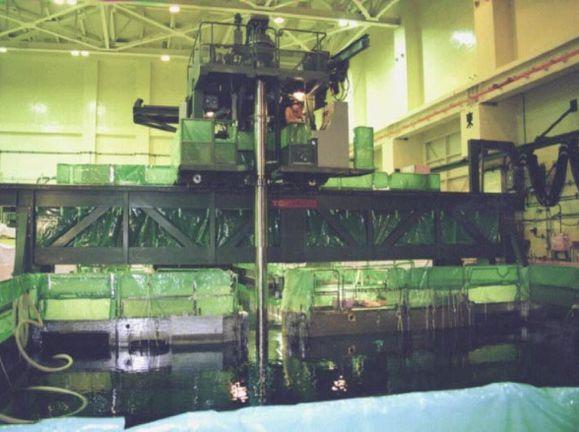 piscine peut etre reacteur 3 fukushima photo tepco