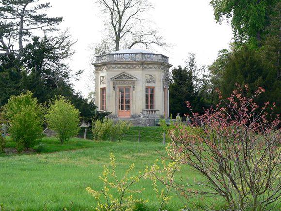 Chateau de Versailles Belvedere
