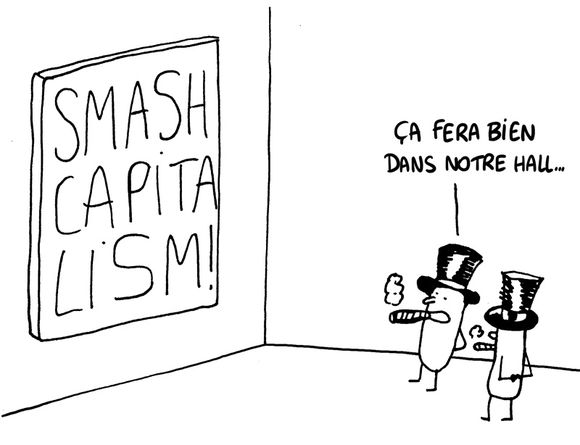 smash capitalism