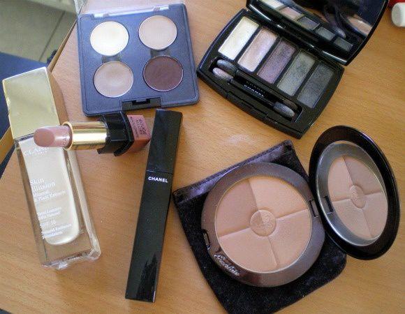 maquillage 4 saisons