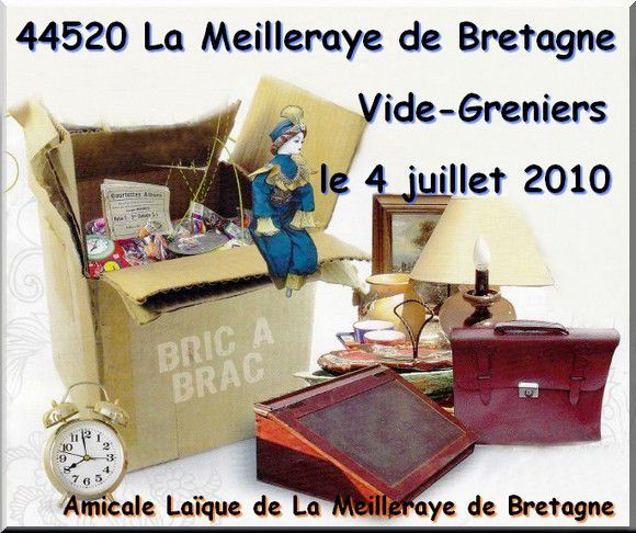 vide grenier 111