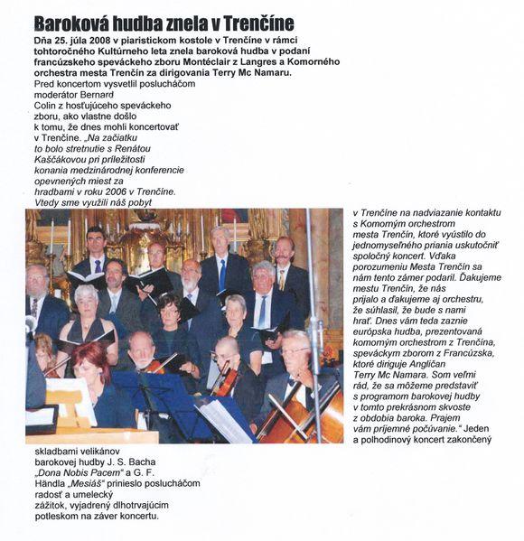 concert Trencin