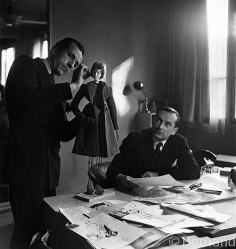 Lucien Lelong Le Théâtre de la mode Paris 1945 Béla Bern