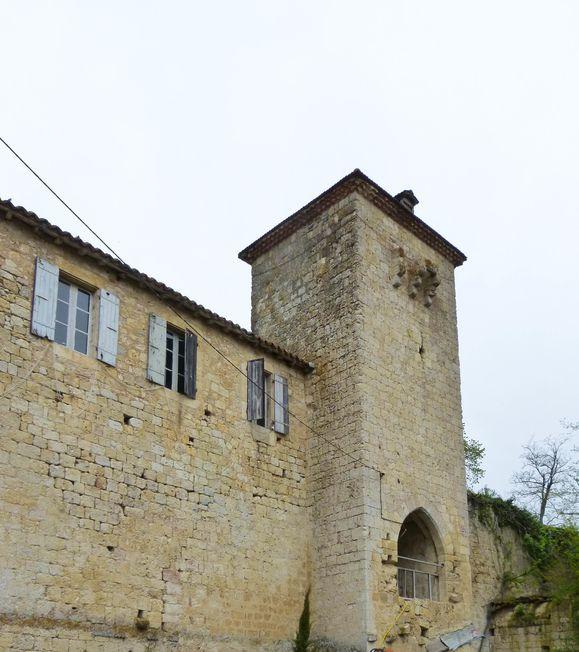 Château de Mas d'Auvignon