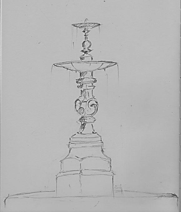 fontaine vielle aure