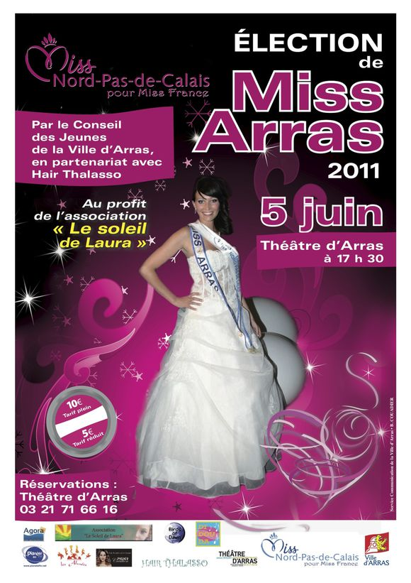 Miss Arras définitive