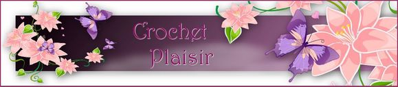 crochet plaisir