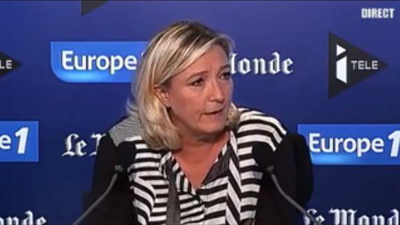 marine Le Pen catin qatar arabie saoudite france
