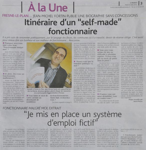 article bulletin darnétal