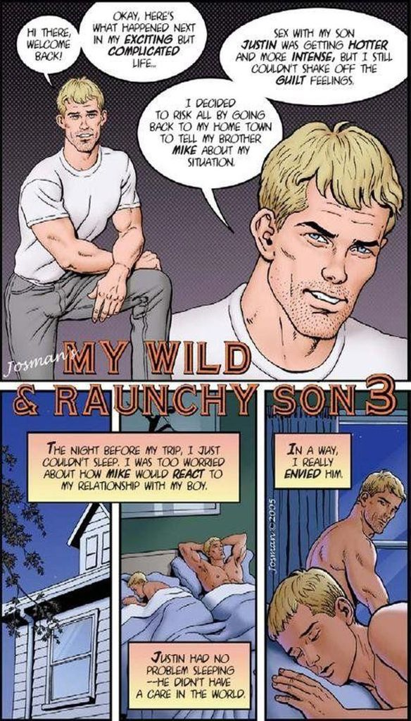 My Wild And Raunchy Son Part 3-01