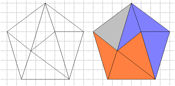 comment dessiner un triangle