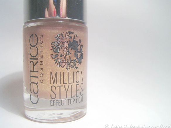Nagellack Catrice Miss Money Penny1