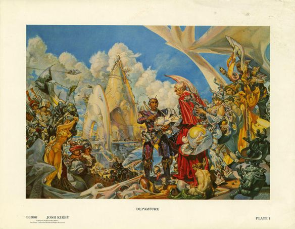 The-Voyage-of-the-Ayeguy original Josh Kirby arriv-copie-5