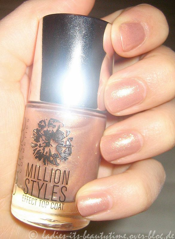 Nagellack Catrice Ms Money Penny3