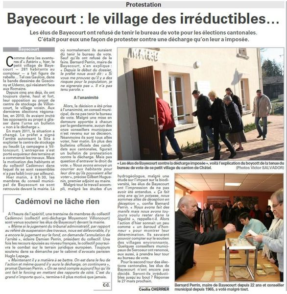 bayecourt mars 2011