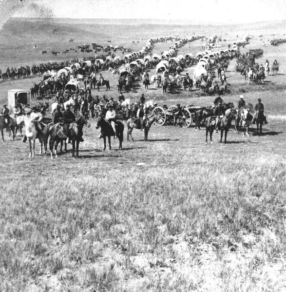 Gen.GeorgeCuster's1874BlackHillsExpeditionintoDakotaTerr