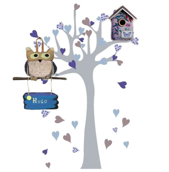 Deco originale chambre enfant par theme for Decoration murale enfant