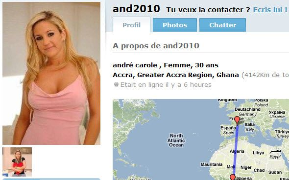 Photos site de rencontre
