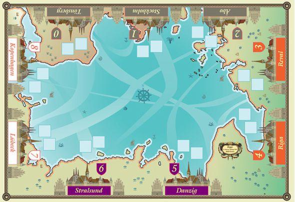 Kogge - Map