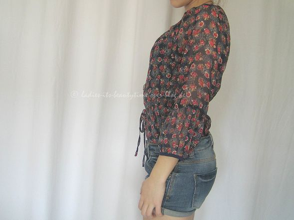 Outfit Blümchenbluse2