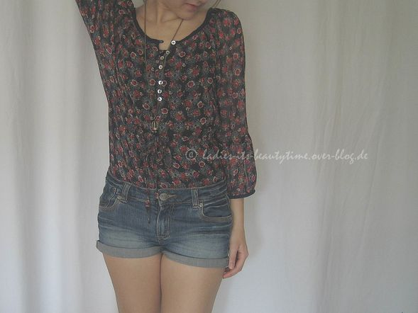 Outfit Blümchenbluse3