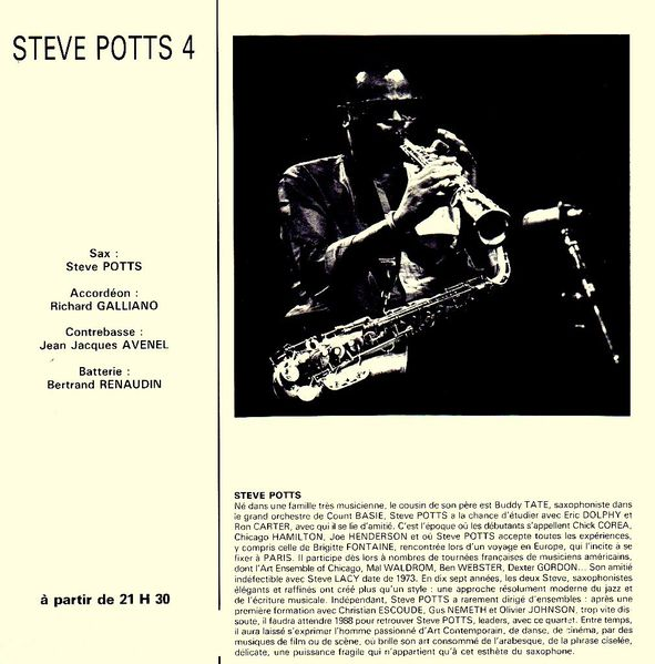 JAZZ Steve Potts121