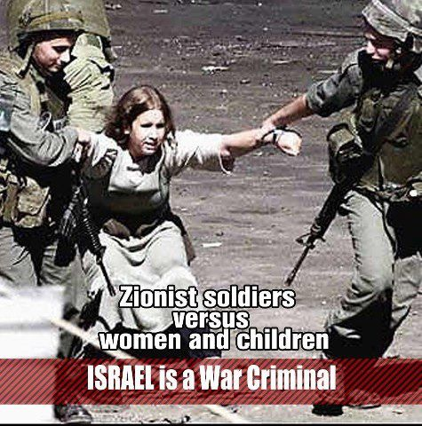 israel estado criminal 2012