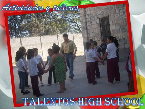 Actividades Y Talleres Talentos High School   Talentos High School