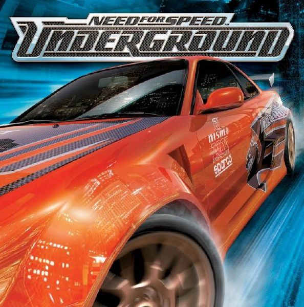 Need For Speed Underground-front