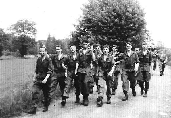marches commando