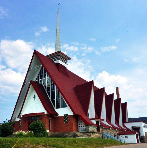Tadoussac Eglise