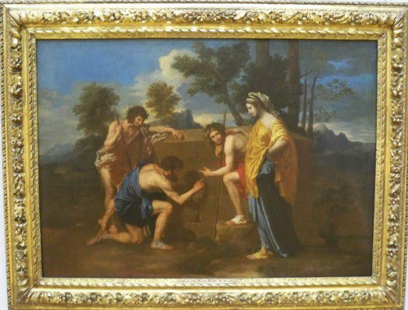 Bergers Arcadie