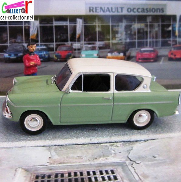 ford anglia fascinante cheres voitures d'antan