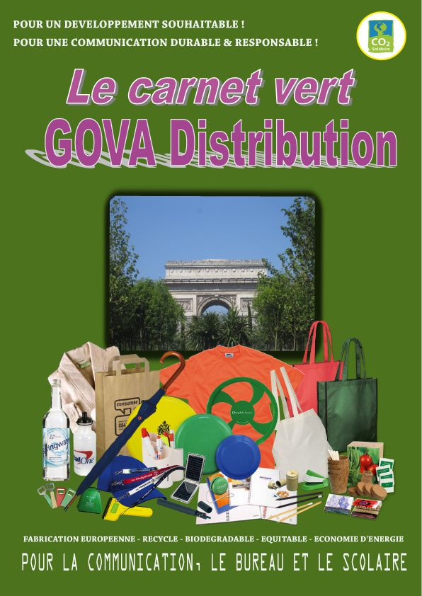 GOVA Catalogue 2011