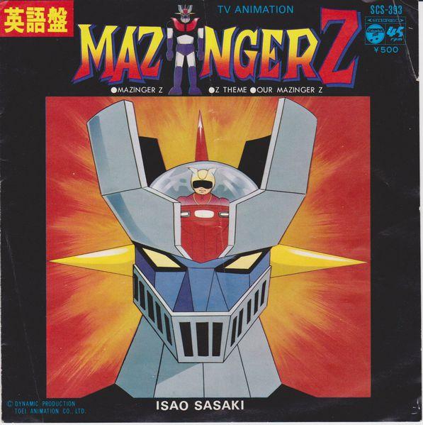 Mazinger Z jap