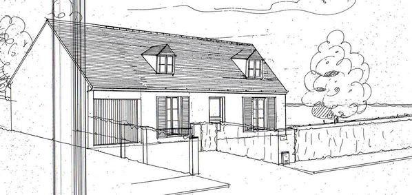 Etape 1 terrain construction notre maison for Etape administrative construction maison