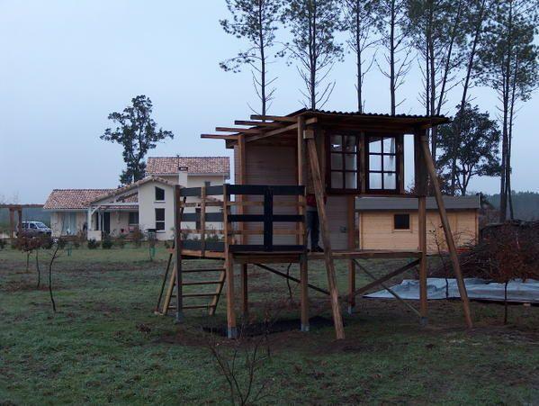 Ma cabane au fond du jardin construction d 39 une maison for Cabane au fond du jardin laurent gerra