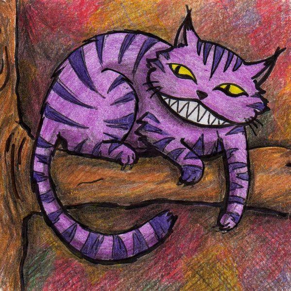 cheshire cat 4