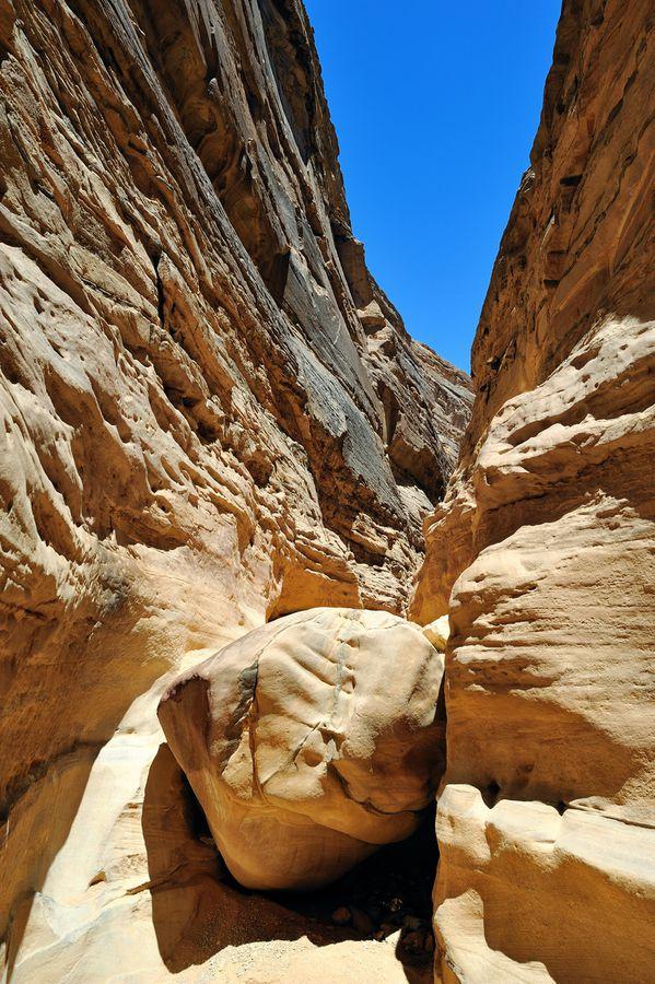 33 Colored Canyon Sinai