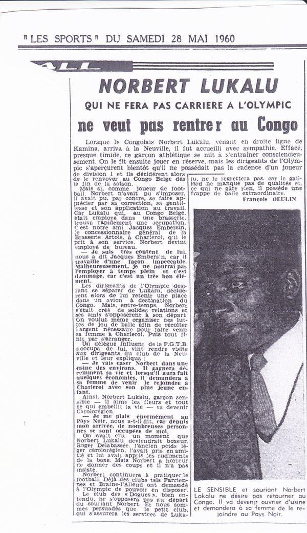 Norbert Lukaku-28.5.1960