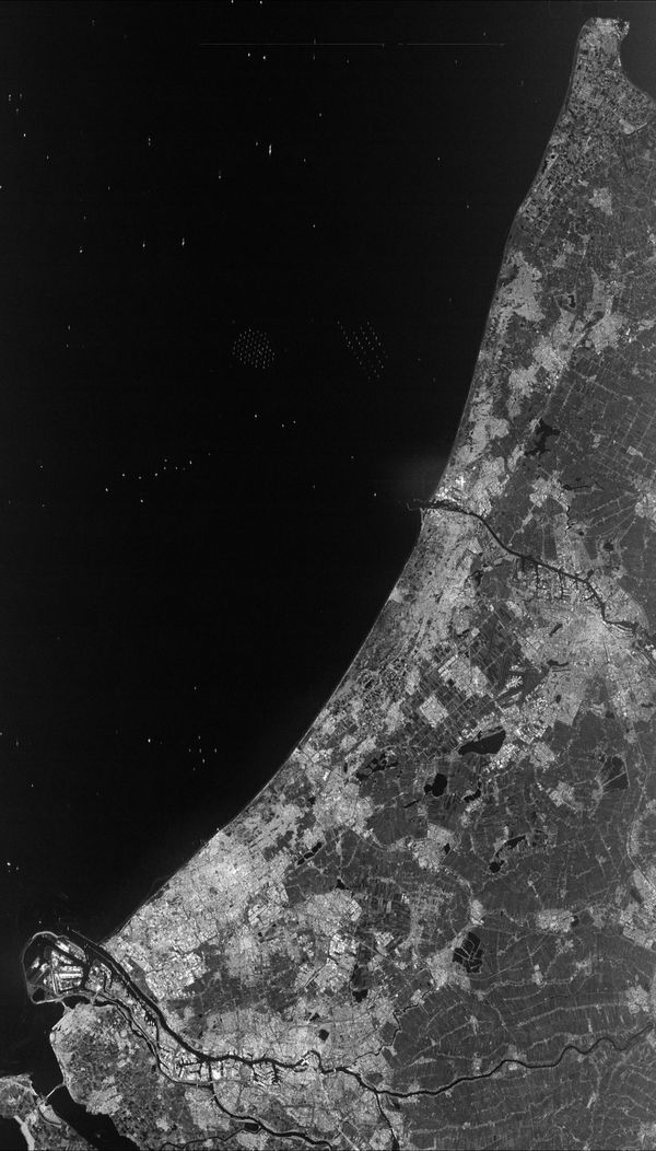 Sentinel-1A - The Netherlands - Amsterdam -15-04-2014