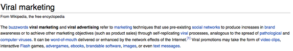 viral-marketing-definition