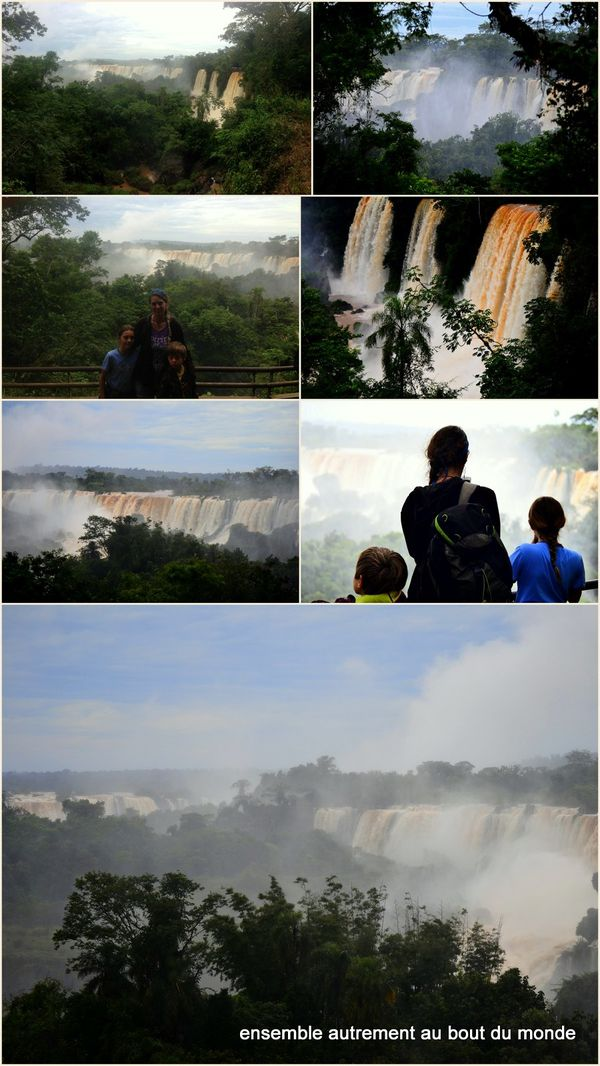 19 Puerto Iguazu et les chutes3